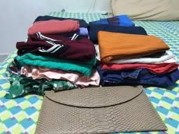 Título do anúncio: Lote de roupas