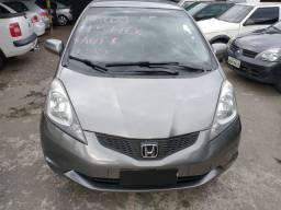 Honda Fit EXL 2009 automático.
