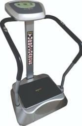 Plataforma vibratória energym turbo charger da polishop muito novo pouco tempo de uso