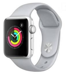 Apple Watch 38mm Serie 3 Prata Novíssimo!