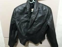 CASACO COURO (jaqueta)