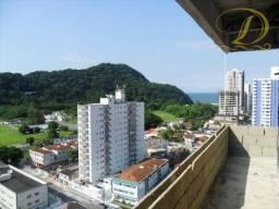 Apartamento de 2 dormitórios à venda no Canto do Forte, novo, lazer completo e 2 vagas com