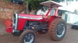 Trator Massey Ferguson 290 pesado