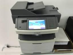 Vendo copiadora lexmark profissional x464 profissional mono cromatica