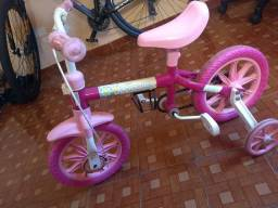 Bicicleta bike infantil
