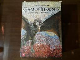 Box Game of Thrones 1 a 6 temporada - DVD - 30 Discos