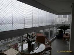 Apartamento à venda, Ponta da Praia, Santos - AP0033.