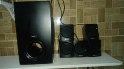 Home theater Sony 600rms