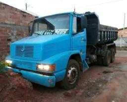 MB 1218 Bicudo Truck Cacamba - 1994
