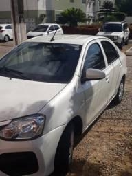 Etios Sedan 2018 - 2018