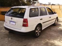 "VW Parati G4 1.8Mi 06 (c/ Dir. Hidr.)T.Flex Placa ""A"" c/ R$ 6Mil Abaixo da Fipe=Repasse! - 2006"