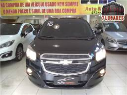Chevrolet Spin 1.8 ltz 8v flex 4p manual - 2016