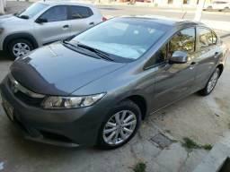 Honda civic lxs 1.8 r$ 17.500 + - 2013