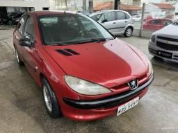 Repasse - Peugeot 206 Soleil - 2001