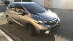 Honda Fit EXL (Top) 2015 + Couro+ Multimidia *Aceito trocas - 2015