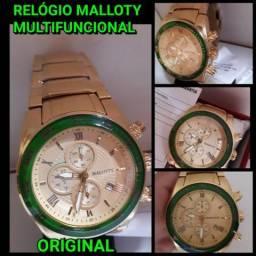 3aa133675aa Relógio malotty ponteiro multi funcional