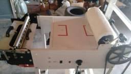 Maquinha para produção de fralda industrial