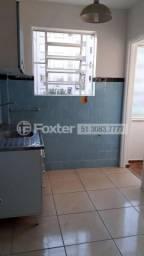 Apartamento à venda com 1 dormitórios em Farroupilha, Porto alegre cod:186331