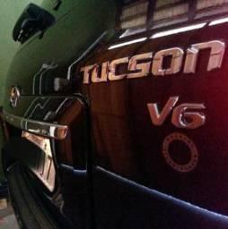 Tucson v6 Topo de linha - 2009