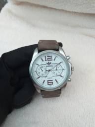 Vendo Relógio de Couro Novo