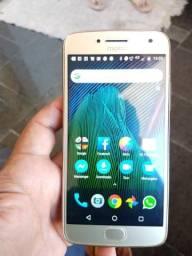 Motorola G5 plus com tv digital