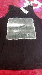 Camisas e regatas várias marcas