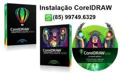 Instalação corelDraw comprar usado  Fortaleza