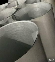Bobinas de Aluzinco 0,43mm 24x1200