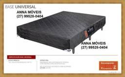 Quinta Mega Feirão de Móveis - Box (Suporte) Casal - Black