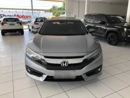 Honda Civic Touring Unico Dono - 2018