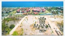 Mana Beach Experience lançamento 1 e 2 quartos na Praia de Muro Alto na frente do Oka