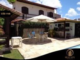 Casa com 6|4 e 640M² no Cond. Vale do Jaguaribe