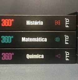 Livros didáticos FTD