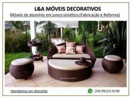 L&A, móveis decorativos