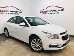 GM - CHEVROLET CRUZE LT 1.8 16V FLEXPOWER 4P AUT. - 2016