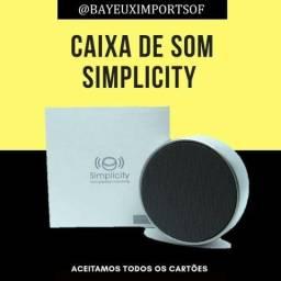 Caixa de som Simplicity