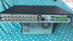 DVR intelbras modelo 16e 480 + HD  SATA 2TB