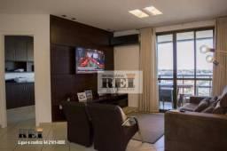 Apartamento com 3 dormitórios à venda, 145 m² por R$ 800.000,00 - Setor Central - Rio Verd