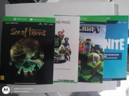 Jogos mídia digital Xbox One S comprar usado  Recife