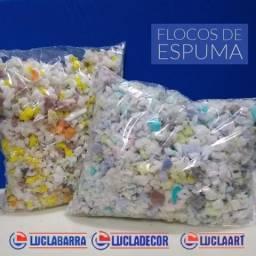 Flocos de Espuma e Espumas Laminadas comprar usado  Barra Mansa