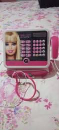 Caixa registradora da Barbie !