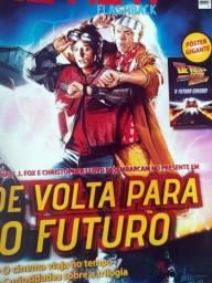 Revista Mega Poster - De Volta Para O Futuro (Especial 30 Anos)