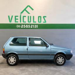 Fiat uno csl 1.3 8v 1988 - básico