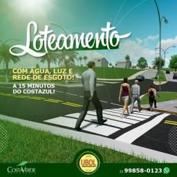 Costa Verde, um Loteamento em Rio das Ostras a apenas 15 minutos de Costazul!