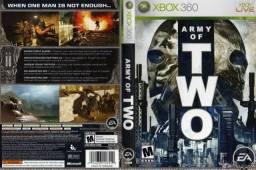 Vendo jogos usados de Xbox 360