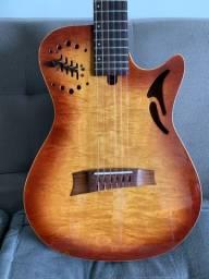Violão ?tipo? Godin - Luthier Braguynha - SP