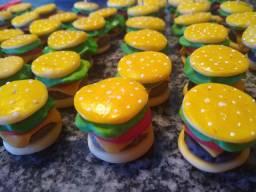 Hambúrguer de biscuit