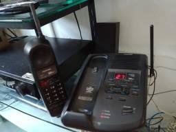 Telefone sem fio com secretária eletrônica digital Toshiba