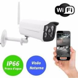 Camera Digital Video De Segurança Antena Externa Wifi Hd