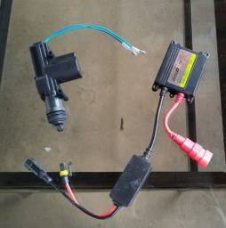 Reator Xenon / Motor Trava elétrica.